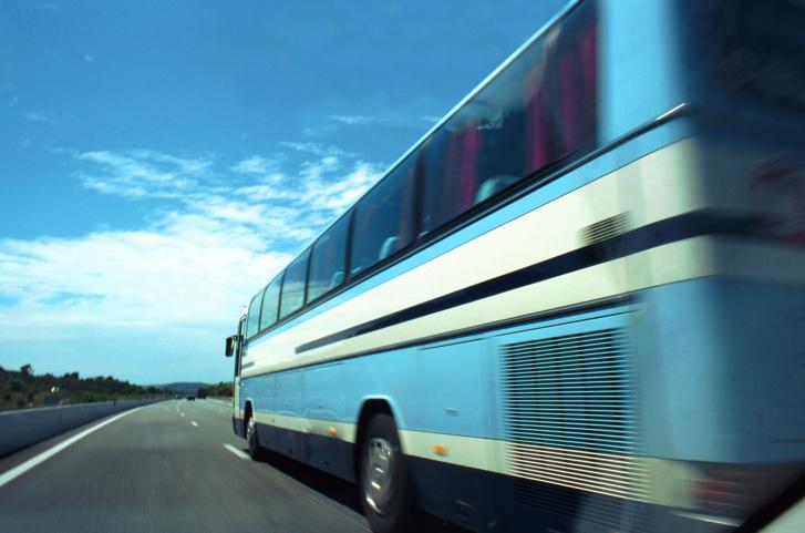 Bus der Fahrschule in Wört von Jürgen Grund